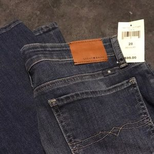 NWT Lucky Brand Sweet Boot Jeans Size 6